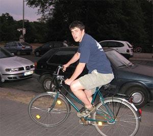 Amsterdam bike