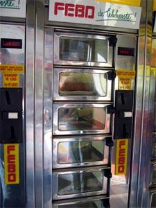 FEBO automat
