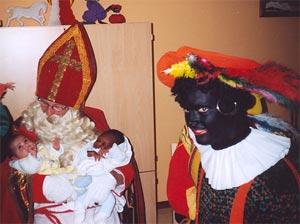 Sinterklaas Zwarte Piet