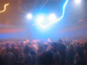 Amsterdam rave