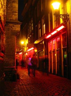 RLD alley
