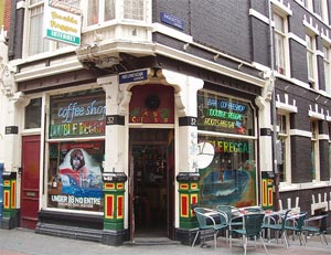 Double Reggae coffeeshop