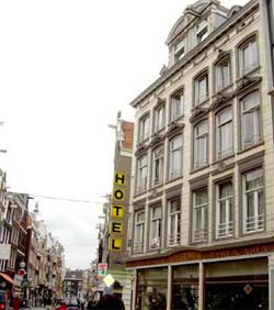 The Cheapest Amsterdam Hotels Can Be Well Located