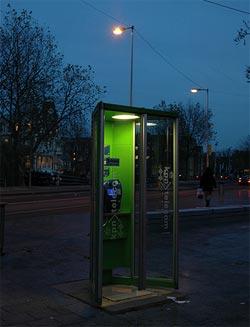 Amsterdam booth