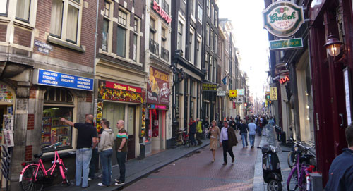 Amsterdam Travel Guide To Hotels Coffee Shops And The
