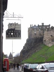Castle Rock entrance