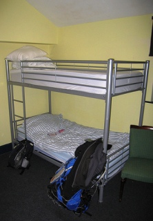 Hostel in England