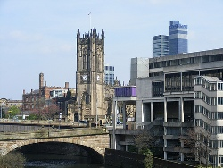 Manchester old and new