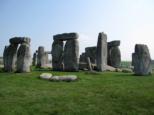 Two reasons to visit England: Stonehenge and Tyneham