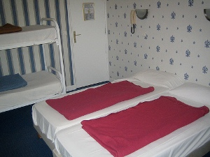Hostel Room France