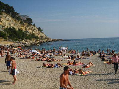 French Beaches Mediterranean French Mediterranean Beaches
