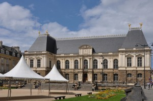 How to get from Paris to Rennes