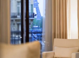 hotels with a view of the eiffel tower