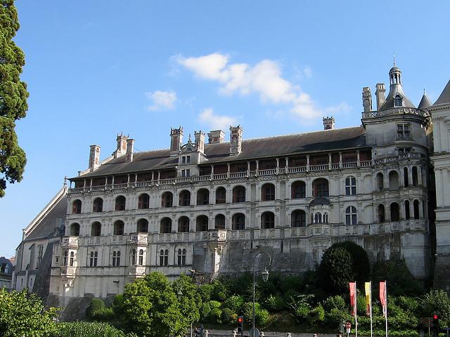 Chateau du Blois