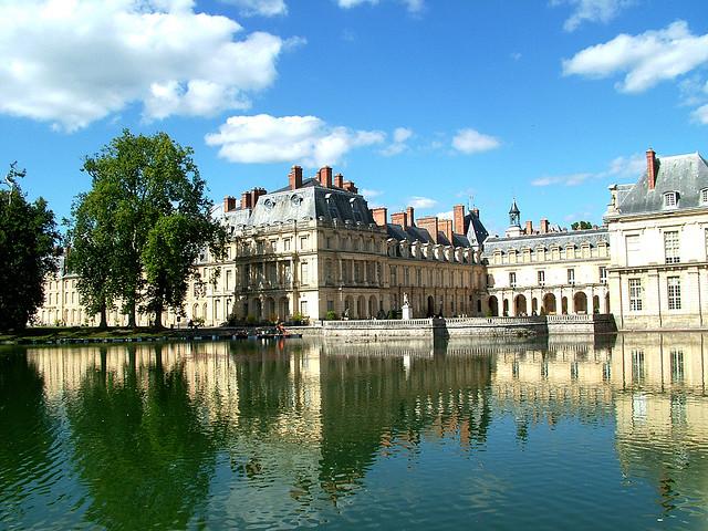Ch teau de fontainebleau france travel guide for Hotel fontainebleau france