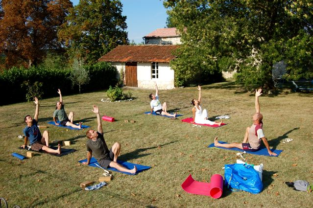 france yoga retreat
