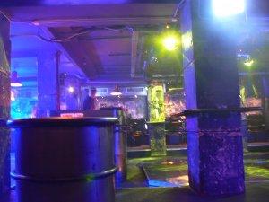 Athens Greece night club