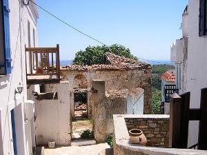 Alonissos Old Capital