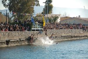 Epiphany in Greece