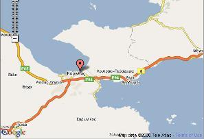 Corinth map