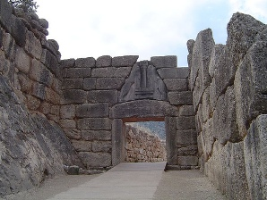 Mycenae -Lion Gate