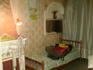 Room in Thessaloniki Hostel