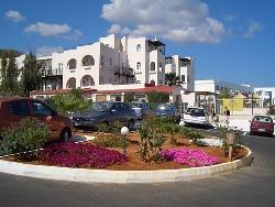 hotel in crete