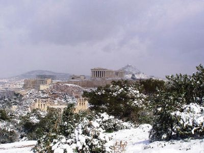 athens-snow