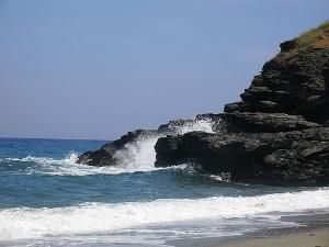 ikaria-beach