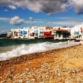 Ferries from Mykonos to Andros (and return)