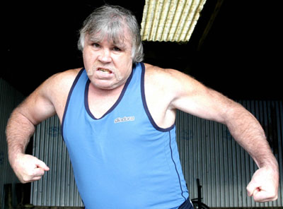 Joe 'The Hulk' Joyce, King of the Travellers