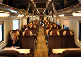 First Class Vs Second Class On Italy Trains Italy Travel Guide