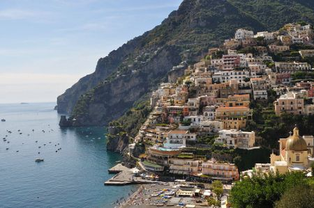 amalfi coast how to get there