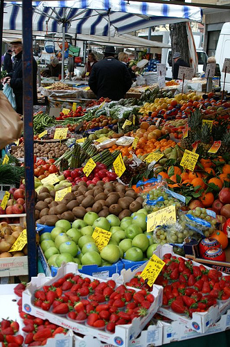 Italian Food Markets: Rules, Vocabulary, & Market Days in Italy | Italy Travel Guide