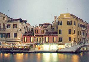Hotels Near Santa Lucia Train Station Venice Italy