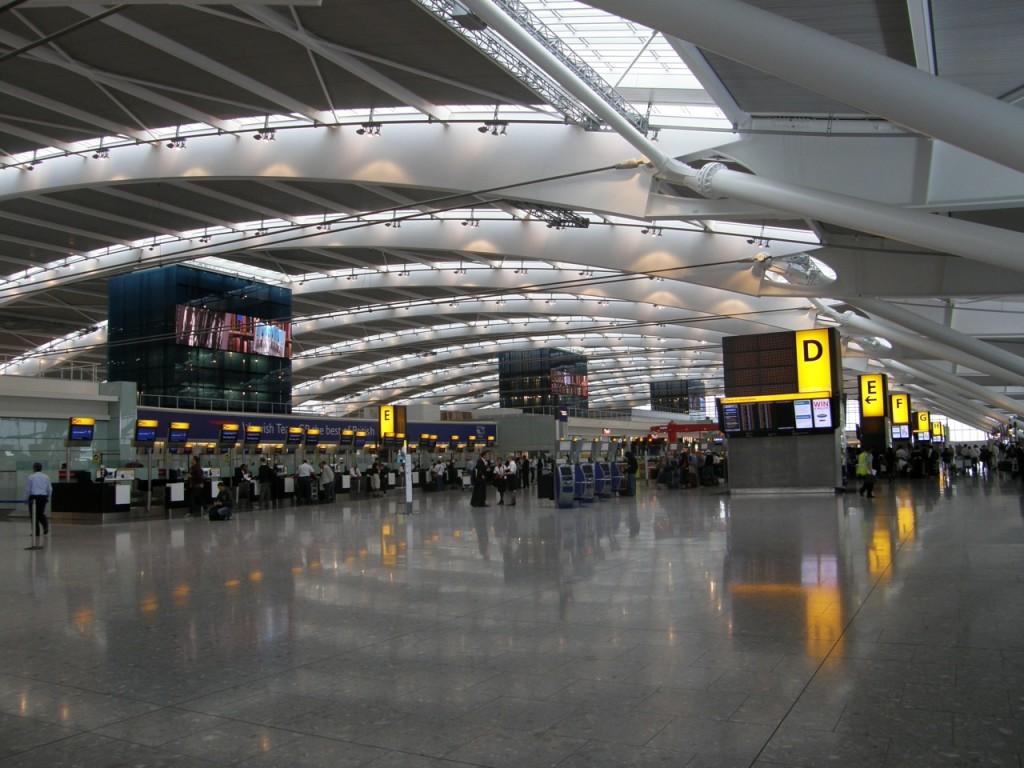 flights to london heathrow