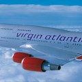 Flying Virgin Atlantic to London