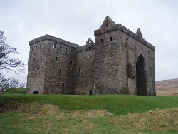 Hermitage Castle