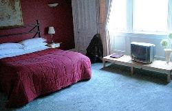 scotland hotel room