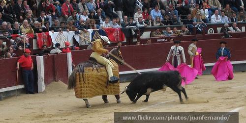 Bullfight Madrid
