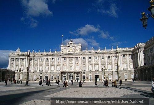 Palacio Real Madrid Royal palace
