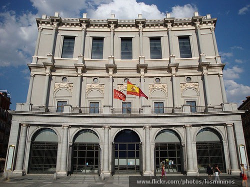 Royal Theater Madrid