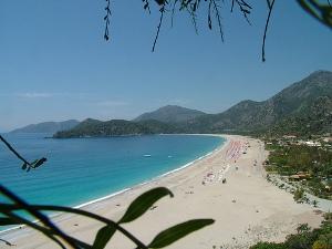 Oludeiz beach