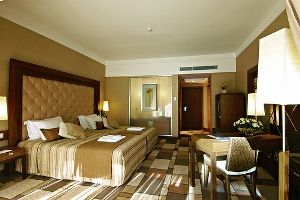 Turkey hotel room