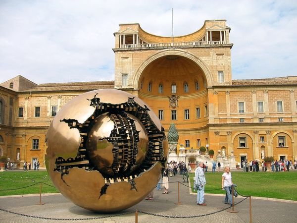 Vatican Museum Guide - Vatican City, Holy See