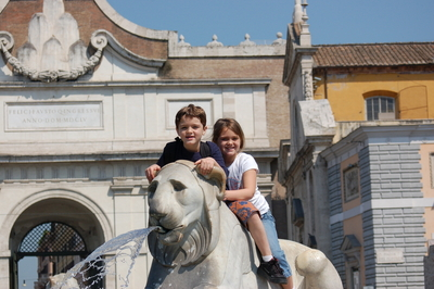 How To Visit Rome With Kids Travel Tips Italy Travel Guide