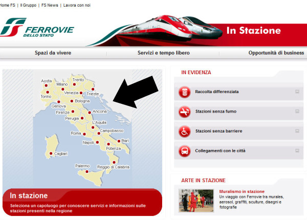 Luggage Storage In Italy Train Stations Italy Travel Guide