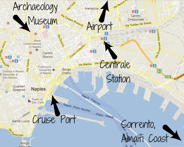 Naples Cruise Terminal: Where It Is & How to Get There ...